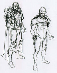 Mandalore the Vindicated early concepts