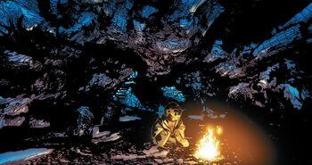Blue mountain Yoda cave