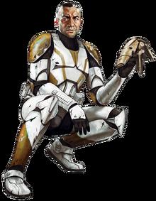 Clone Commander CotR