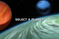 Planetary Forces planets