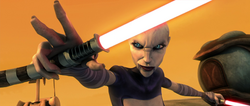 Ventress arrogant
