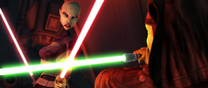 Ventress vs Unduli