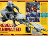 Rebels, Animated