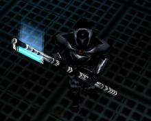 Laser axeman TPMgame
