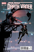 Star Wars Darth Vader Vol 1 3 Salvador Larroca Variant