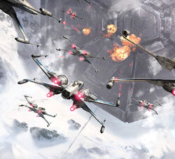 Starkiller assault SWCG