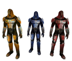 Mandalorian Neo-Crusader armor