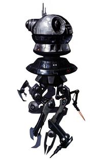 Interrogation droid SWTORE