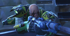 Jicoln Cadera sniper TOR