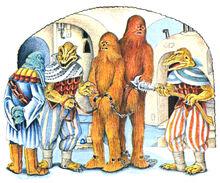 Wookiee slaves TWS