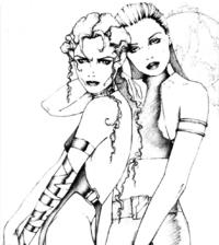 A'Daasha sisters