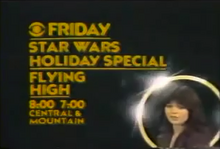 Star Wars Holiday Special TV Commercial