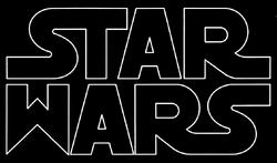 Star Wars original logo by Suzy Rice