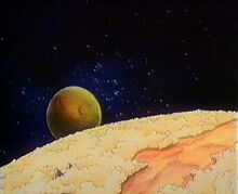 Планета Бунта