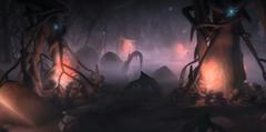 Подземные пещеры Алина