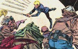 Luke attacks RotJ2