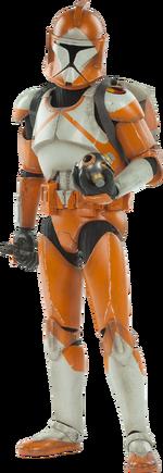 Squad Clone Trooper Ordnance Specialist - Sideshow