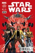 Star Wars Vol 2 1 3rd Printing Variant