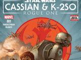 Звёздные войны: Изгой-один. Спецвыпуск: Кассиан и K-2SO