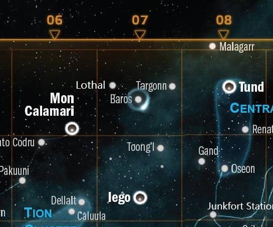 GalaxyMap (Baros)