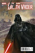 Star Wars Darth Vader Vol 1 2 Dave Dorman Variant
