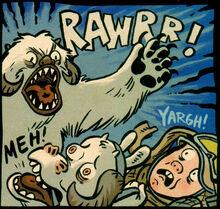 Wampa attacks Tales20