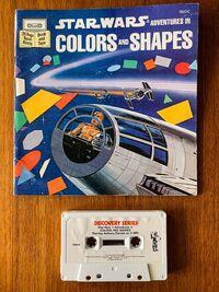 StarWarsAdventuresinColorsandShapes cassette