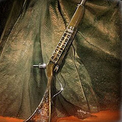 Tusken Cycler Rifle