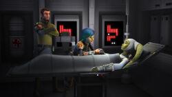 Injured Hera