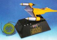 Naboo fighter alarm clock SWGC7