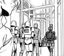 Towheaded Isdam Edian manga4