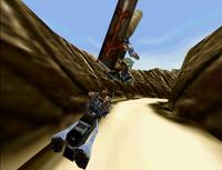 Beggar's Canyon race SotEgame