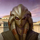 Female Nautolan avatar TSS