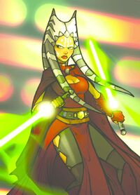 Ahsoka Grows Up SWG7