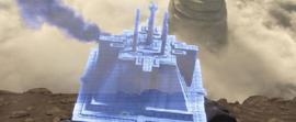 Взрыв в Храме джедаев