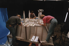 Jedi Temple construction 365days