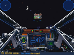 Y-wing disables bulker SWXW
