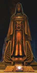 Revan statue
