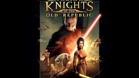 SW Knights Of The Old Republic OST - 26 - Tatooine Dune Sea
