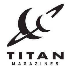 Titan magazines logo