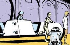 Rebel personnel carrier SW5