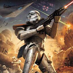 Stormtrooper GCW