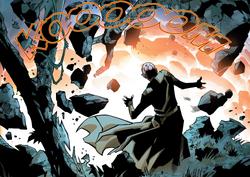 Кайло Рен уничтожает пещеру на Дагобе
