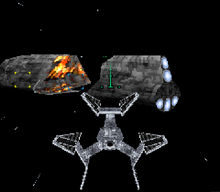 Imperial Ace transport remnant