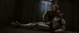 Blown up trooper2