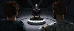 Dooku meditation