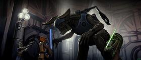 Gor vs Jedi