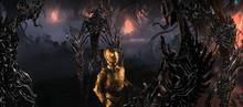 C-3PO разговаривает с киндало