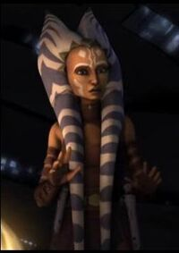 Ahsoka Tano - sad futureh