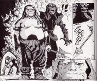 Malakili Giran manga